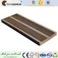 2018 best selling solid environmental wpc decking