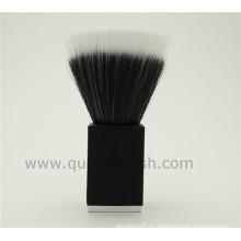 Cepillo de maquillaje libre de la manija cuadrada de la manija Kabuki