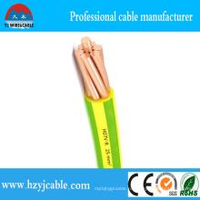 2.5mm2 Strand Single Cable Электрический провод Медный проводник