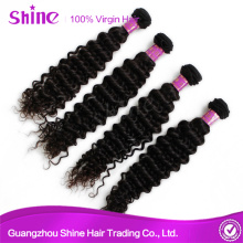100% Virgin Natural Human Brazilian Weave Bundles