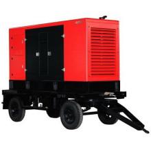 Ensemble électrogène Doosan mobile AOSIF 650kva