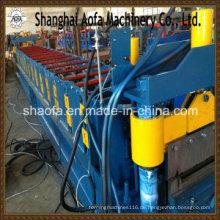 Farbige Stahldachblech-Rolle, die Maschine bildet (AF-R312)