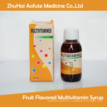 Мультивитаминный сироп