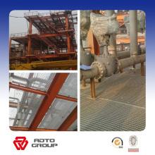 Precio de fábrica / alta calidad / reja perforada del tablón del acero inoxidable usada para el taller