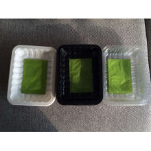 OEM Accept Black Transparent Plastic Packaging Box for Fruit and Vegetable