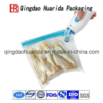 High Quality Food Garment /Spout Bag with Customer Design