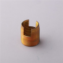 Stainless Steel Threaded Insert Brass Threaded Insert