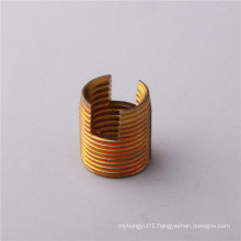 Stainless Steel Threaded Insert Brass Threaded Insert