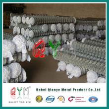 50 * 50mm 100 * 100mm Vedação da ligação Chain (Galvanizado e PVC Revestido)