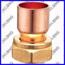 J9201 Acoplamento de cobre com porca de bronze