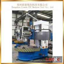 CK5112 Máquina de torno vertical de la torreta del CNC de la precisión china para la venta