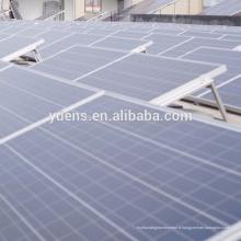 Installation solaire de toit plat de RCC de prix de système de l'énergie 20KW