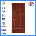 *JHK-001 1 Panel Oak Veneer Door Arched Wooden Doors Veneer Door