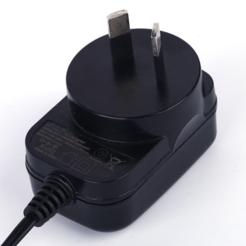 Big Discount for China Wall Mount Power Adapter,Wall Adapter Power Supply,Wall-Wart Power Supply,Wall Adapter Manufacturer SAA adapter 12V0.5A for Australia supply to Spain Suppliers