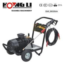 SML3600MA moteur conduisant le nettoyeur à haute pression de l'eau avec 7.5KW 3600psi