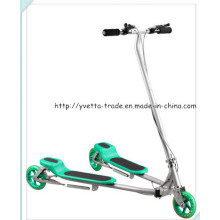 Swing Scooter mit 125mm PU-Rad (YV-H15-3)