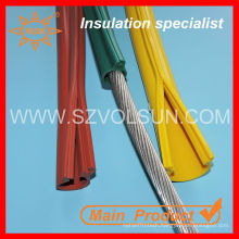 Medium Voltage Resistant Wire Insulation Overhead Line Silicon Cover