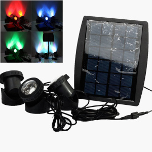 Spotlight Outdoor Solar Lighting