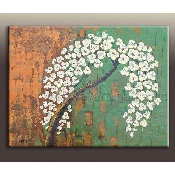 Китай Оптовая Палитра Нож Картина маслом искусства