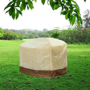Cover Fabric Barbecue Waterproof Oxford
