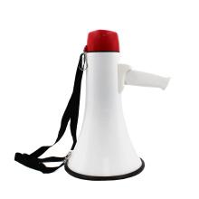 Handheld megaphone loudspeaker 50W with microphone
