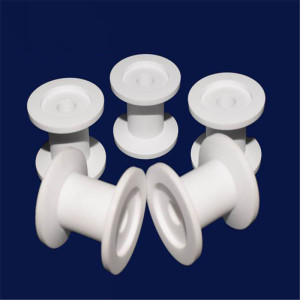 Zirconia Zro2 Ceramic Guide Roller For Textile Machine