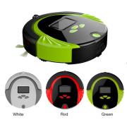 Large LCD Display Smart Vacuum Cleaner with UV Light, Floor Washing Machine, Cleaning Machine