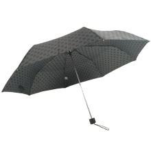 Audited Factories In china travel 3folding umbrella with pattern design