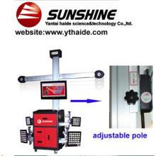 3D Wheel Alignment System, Alignment Tools, Wheel Alignment Machine (SP-G6T)