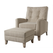 Sala de estar muebles de asientos sofá de tela