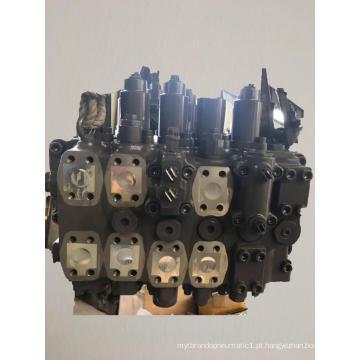 Peças sobressalentes VOVLO EC460 Controle da válvula principal 14699704