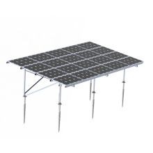 Ground Anchor Pole Solar Panel Mount Solar Ground Mounting Systems
