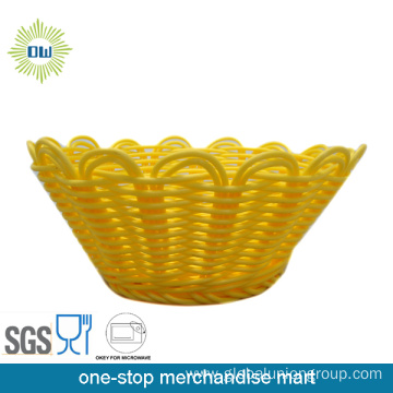 Wholesale Plastic Fruit Bakset