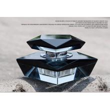 Bouteilles de parfum en cristal de mode avec la bonne qualité