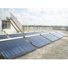 Getrennter Sonnenkollektor