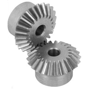 OEM Kegelrad Bevel Gear Helical Teeth Bevel Gear