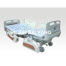 (A-3) Lit d'hôpital électrique à six fonctions