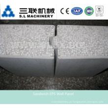 Sandwich Lightweight Insulated Wall Panel Machine \ China Eps Concrete Sandwich Wall Panel Machine