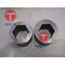 Seamless Inside Hexagon Shaped Steel Tube