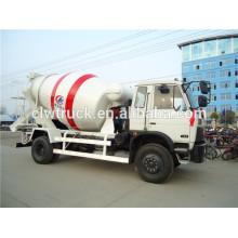 DongFeng 4x2 LHD/ RHD 6CBM concrete mixer truck,cement mixer truck