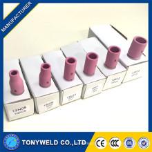 welding accessories argon tig ceramic welding nozzle ceramic cup