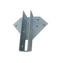 OEM горячее погружение Гальванизировало стальной заварки углерода и деталями изготовления дуги-S341