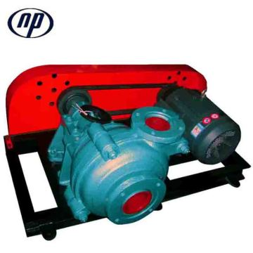 2 / 1.5 BAH Metal Horizontal Slurry Pump Precio