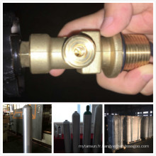 Cylindre en aluminium de haute qualité 40L