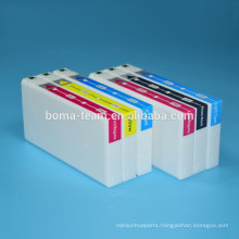Full Compatible inkjet cartridge with pre-filled UV dye ink for FUJI DX100 printer ink cartridge