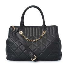 Grid Texture Ежедневные женские винтажные сумки для покупок