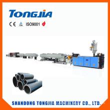 Máquina plástica del tubo del HDPE del diámetro grande