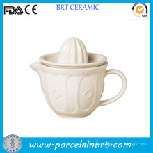 Commercial Decorative Embossed Logo Orange Juicer