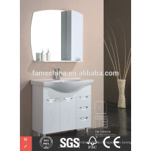 Hochwertiges europäisches modernes 4-Fuß-Badezimmer Eitelkeit aus China