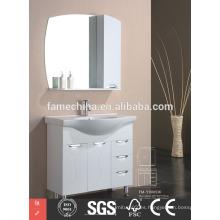 Alta calidad europea moderna vanidad de baño de 4 pies hecha en China